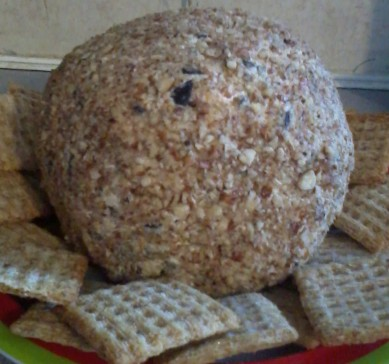 Green Chili Cheese Ball